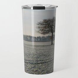 Winter in Yorkshire Travel Mug