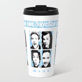ONE DIRECTION POP SQUARES Travel Mug