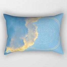 Create Your Own Constellation Rectangular Pillow