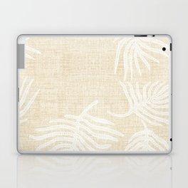 PALM LINEN Laptop & iPad Skin