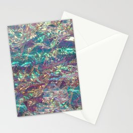 Prismatic Ocean of Light III Stationery Cards