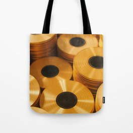 Vinyl Collection Tote Bag