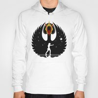 swan queen Hoodies featuring Queen Swan by zerobriant