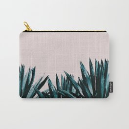 Pastel agave Carry-All Pouch