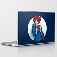akira Laptop & iPad Skins featuring Ujigawa Akira by anywayimnikki