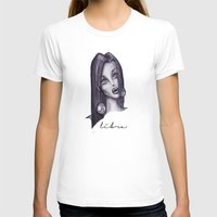 libra T-shirts featuring Libra by Sam Pea
