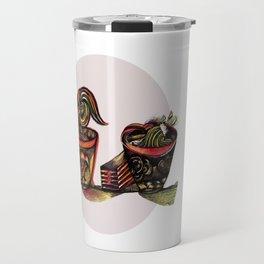 Two Bowls Travel Mug