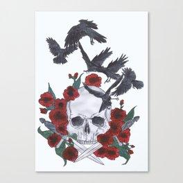 66 Canvas Print