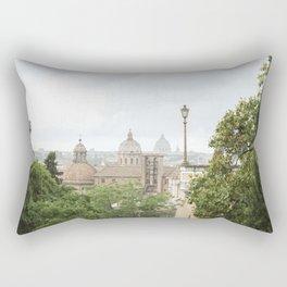 Roman Domes Rectangular Pillow