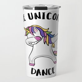 THE UNICORNS DANCE Travel Mug