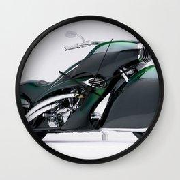 1930 Henderson Streamline Motorcycle Wall Clock