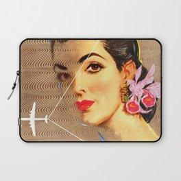 Avianca Airline - Vintage Columbian Travel Poster Laptop Sleeve
