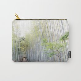 Bamboo Forest Kyoto Carry-All Pouch