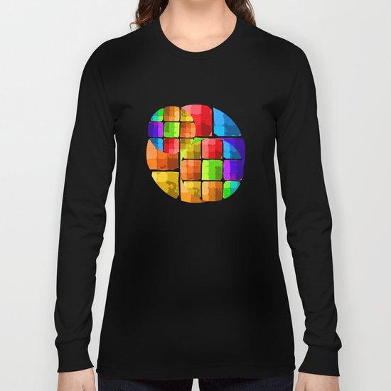 Denatured Long Sleeve T-shirt