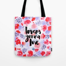 Lovers [Collaboration with Jacqueline Maldonado] Tote Bag