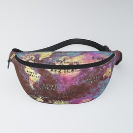 world map 29 Fanny Pack