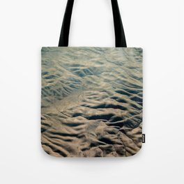 Amazing Earth - Wrinkled Mountains Tote Bag