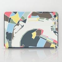 san diego iPad Cases featuring San Diego by Studio Tesouro