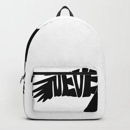 Nevermore Dark | Edgar Allen Poe Backpack