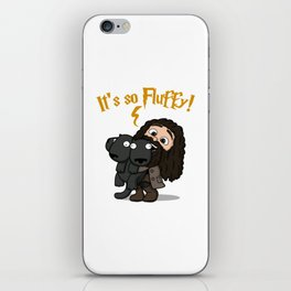It's So Fluffy iPhone Skin