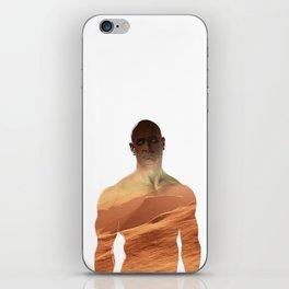 Dr. Manhattan iPhone Skin