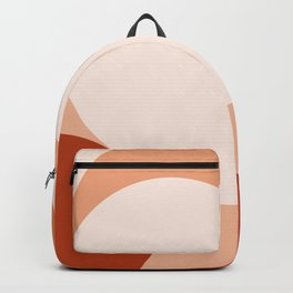 abstract minimal #9 Backpack