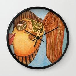 BeyondC Wall Clock