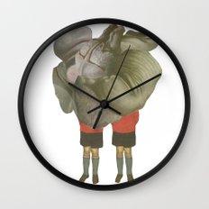 MEUS GEMINUS Wall Clock