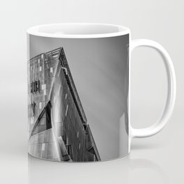 Cooper Square building in New York city Coffee Mug