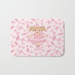 Adorable Ballerina Bath Mat