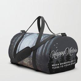 No more roads Duffle Bag