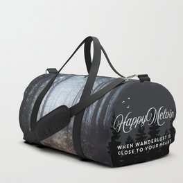 No more roads Duffle Bag
