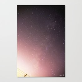 The Milky Way Connection Canvas Print