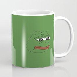 Super Rare Pepe The Frog!  Coffee Mug