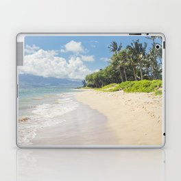 Kawililipoa Beach Kihei Maui Hawaii Laptop & iPad Skin