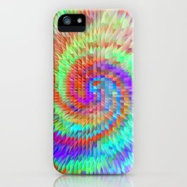 Sunrise in another galaxy.... iPhone Case
