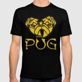 WU TANG PUG T-shirt