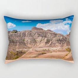 BadLands1 Rectangular Pillow