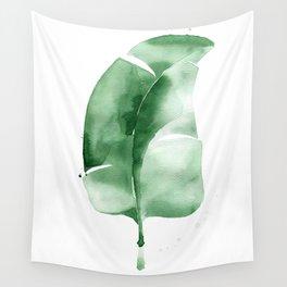 Banana Leaf no. 1 Wall Tapestry