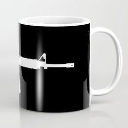 M4 Assault Rifle Coffee Mug