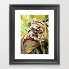 SW#07 Framed Art Print