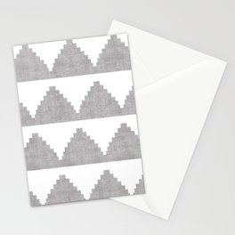 Lash in Grey Stationery Cards