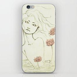 Rise. iPhone Skin