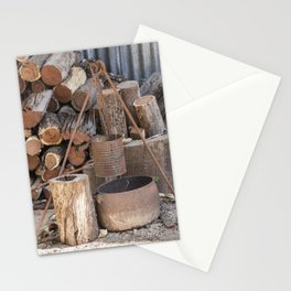 The Camp Fire Stationery Cards