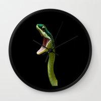 jake Wall Clocks featuring JAKE by ....