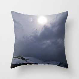 We knew it would come Throw Pillow