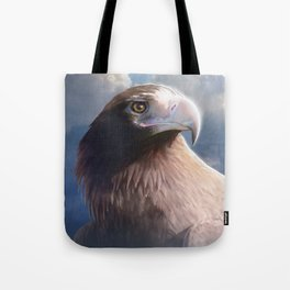 Wedge-tailed Eagle Tote Bag
