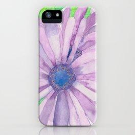 Purple Daisies iPhone Case