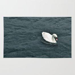 The Swan Rug