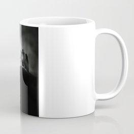 """But Death was cunning"" Deathly Hallows Coffee Mug"